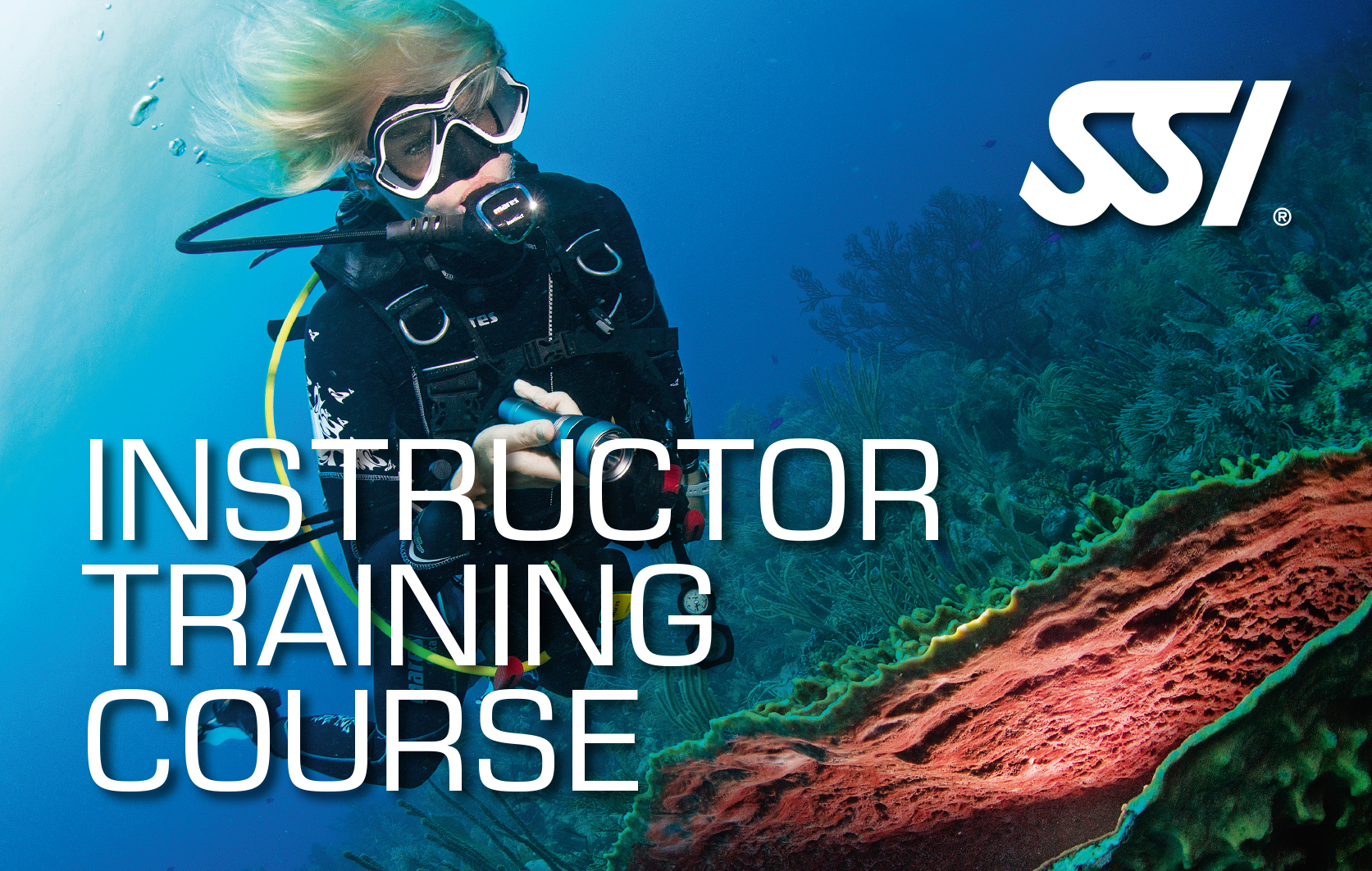 Instructor Diving Course